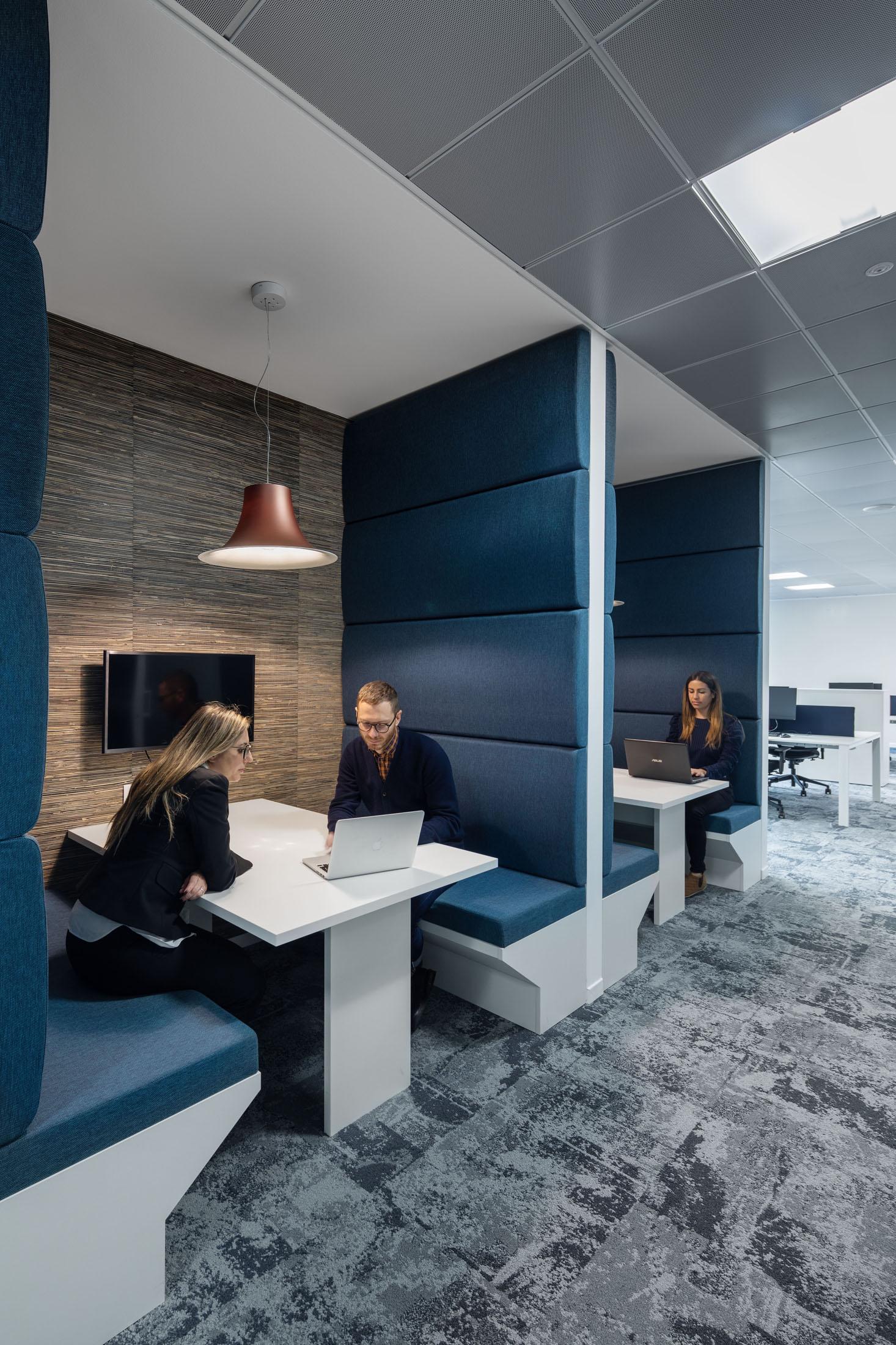 Progetto Unispace, cliente Konica Minolta Milano